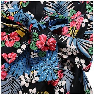 Vintage Dress Tropical Skater Up Pin Print rfR1nU0r
