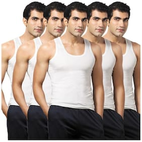 Cotton Basic ,Pack Of 5