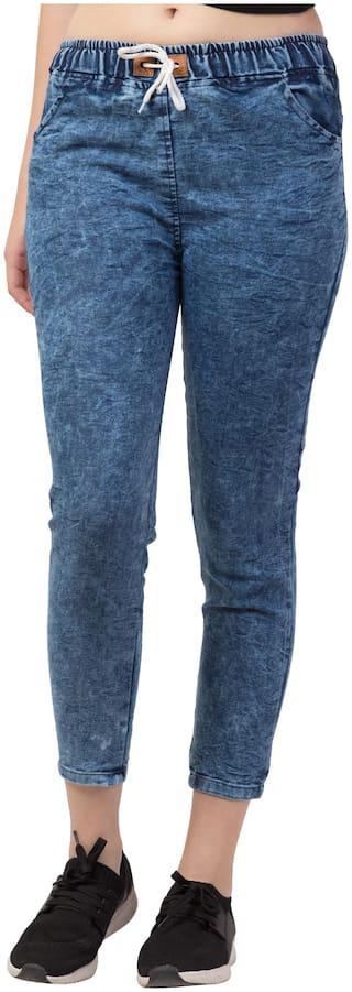 Vogue Tantra Women Blue Slim fit Jeans
