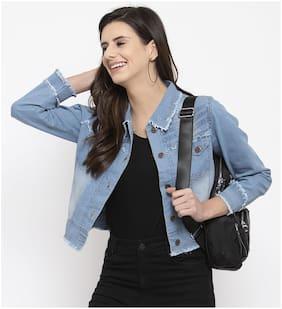 VOXATI Women Summer jacket - Blue