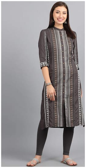 Women Dyed Straight Kurta