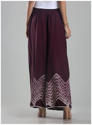W W Purple Pants Purple XRFq1