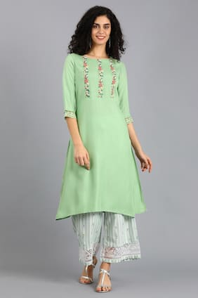 f49efe694c8 W Kurtis and Kurtas for Women - Buy W Kurtis at Best Price in India ...