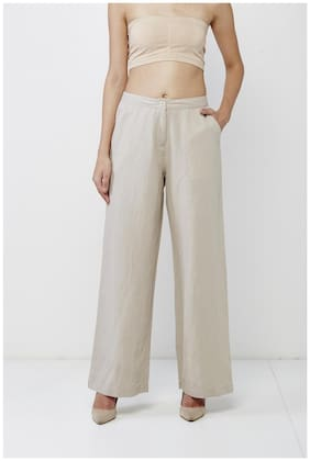 AND White Culottes