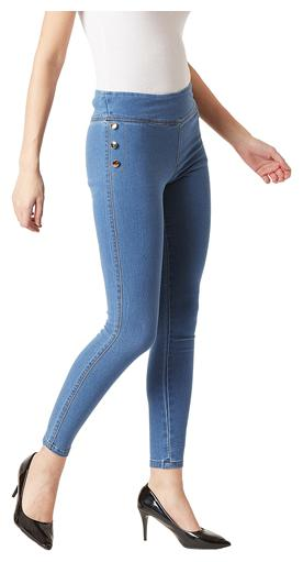 Miss Chase Women Blue Skinny fit Jeans