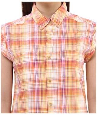 Cotton Check Women Cotton Cotton Shirt Women Shirt Check Women Shirt Check wPqXYxp7CU