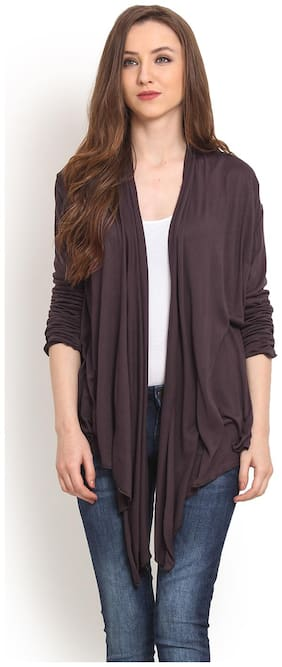 Trend Arrest Women Shrug - Grey