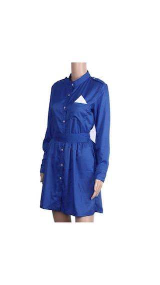 Slim Sleeved Dot Sexy Mini Dress Models Women S Fmale Decoration Hot DB Thin 0wAxq6C