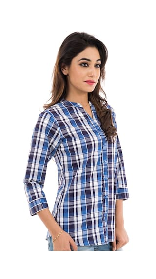 Multi Multi Women Women Shirts COTTON vxqfpY