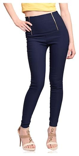 Blended Solid Leggings
