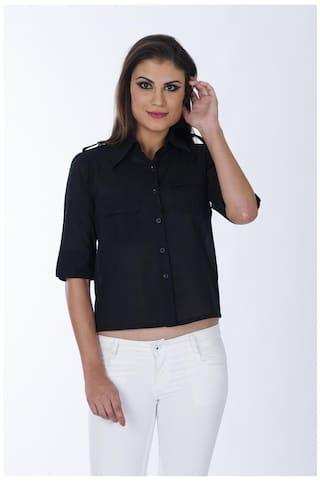 Shirt Women's Women's Solid Black Black Shirt Women's Solid Shirt Solid Solid Shirt Women's Women's Black Solid Black Black Pq0FwIAx