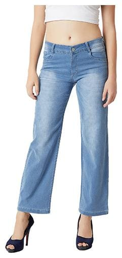 Women Straight Fit Jeans ,Pack Of Pack Of 1