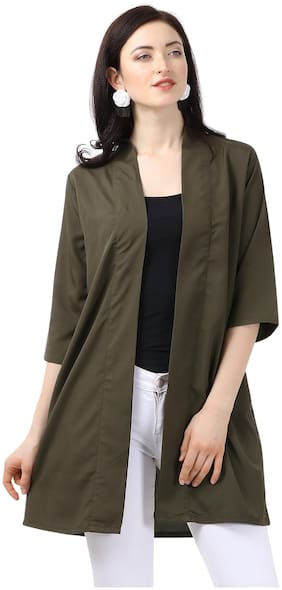 Serein Women Shrug - Green