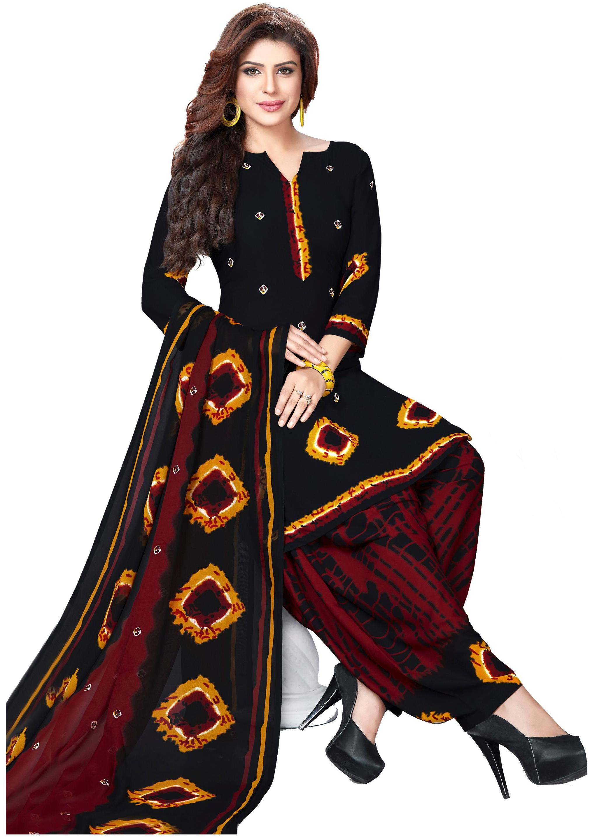c6b5b31808 Dress Material - Buy Silk, Cotton Dress Material for Women Online | Paytm  Mall