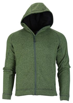 Woodland Men Polyester Sweatshirt - Green
