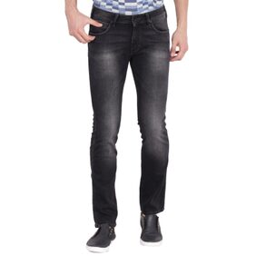 Wrangler Blue Low Rise Slim Fit Jeans