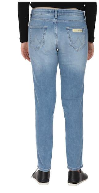 Jeans Regular Blue Fit Mid Wrangler Rise Coryn fOAXBwxqc