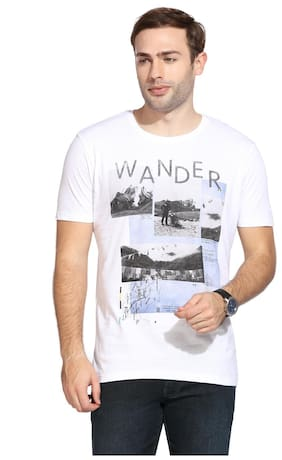 1cc5a033c0e Wrangler T-Shirts | Buy Wrangler T-Shirts for Men's Online at Paytm Mall