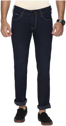 Men Slim Fit Low Rise Jeans