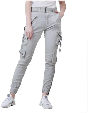 Women Printed Bootcut Pants