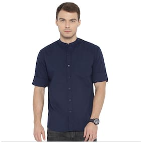 Zavlin Men Regular Fit Casual shirt - Blue