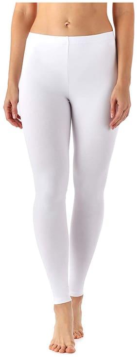 Zindwear Women Ankle Length Solid Leggings