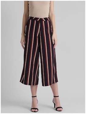 Women Striped Cullotes