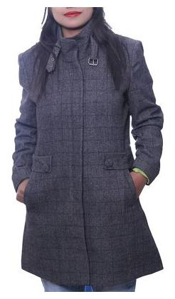Zunido Anthra Solid Coat