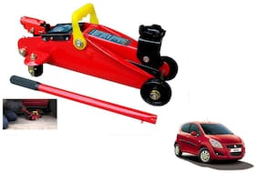 2 Ton Hyrdaulic Trolley Jack (Red)