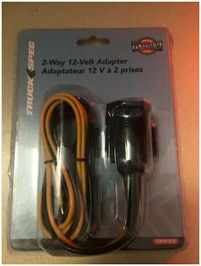2-way 12-Volt Adapter Truck Spec