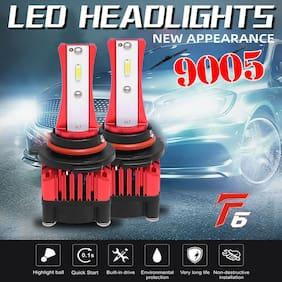 2x 9005 HB3 LED Headlight Bulbs Conversion Kit High or Low Beam 1000W 200000LM