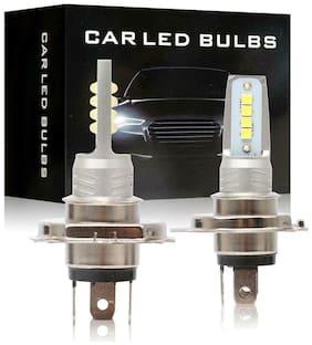2x H4 9003 LED Headlight Conversion Kit 55W 8000LM HI-LO Beam FOG Bulbs 6000K US
