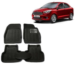 Buy 3d Car Mats For Ford Figo Aspire Online At Low Prices In India