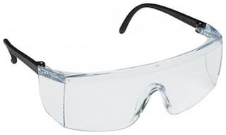 3M 1709IN Hard Coated Polycarbonate Clear Lens Safety Goggles (Pack of 1)