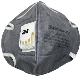 3M 9004GV Mask Anti Pollution & Respirators - Pack of 5