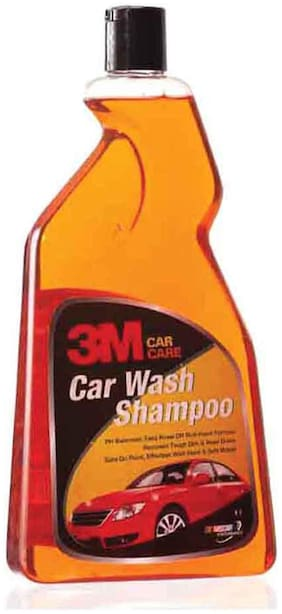 3M Auto Specialty Shampoo For Cars (500 ml)