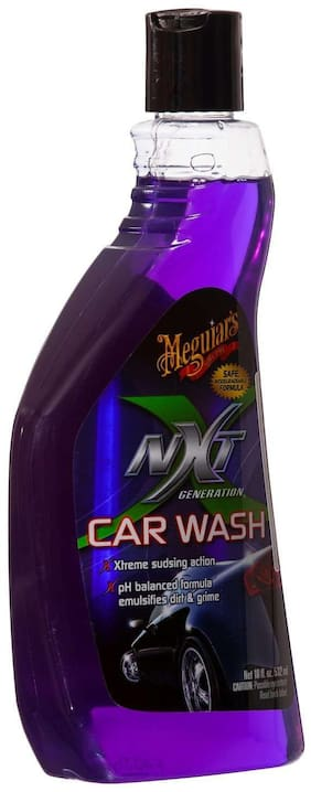 3M Meguiar's G12619 Nxt Generation Car Wash 532 ml