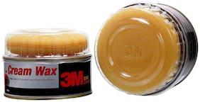 3M Specialty Cream Wax (220 g) high gloss streak free restores shine