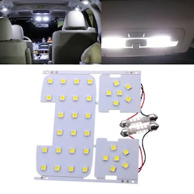 3Pc Kia Rio K2 2006-2012 For Hyundai Solaris Verna Reading Lights Dome Lamps Set