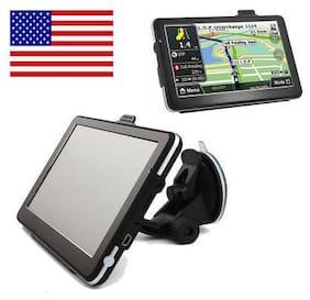 """7"""" HD Touch Screen CAR TRUCK GPS Navigation Navigator SAT NAV USA CA MAPS 8GB"""