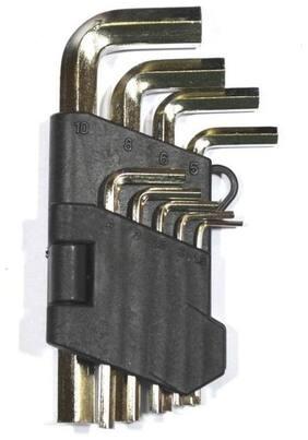 9 Hex Key Set