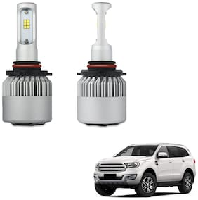 9006 + 9005 LED Headlight Combo for Low Beam and High Beam for Ford Endeavour New