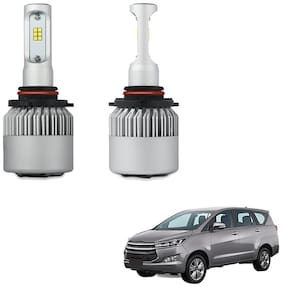 9006 + 9005 LED Headlight Combo for Low Beam and High Beam for Toyota Innova Crysta