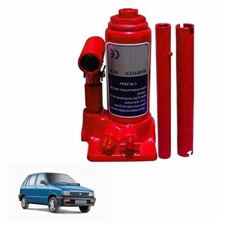 A2D 3TONS Easy Car Lifting Bottle Shape Jack-Maruti Suzuki 800