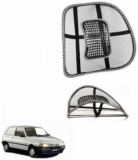 A2D Acupuncture Acupressure Back Rest Car Seat Lumber Support-Fiat Uno