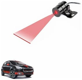A2D Anti Collision Line Of Safety Rear Laser Car Fog Light RED-Fiat Punto Abarth