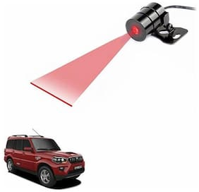 A2D Anti Collision Line Of Safety Rear Laser Car Fog Light RED-Mahindra Scorpio Type 4