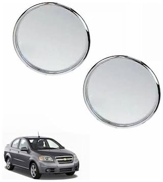 A2D Car Rear View Blind Spot Mirrors Set Of 2