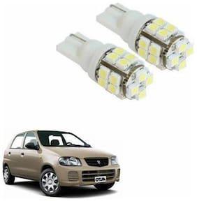 A2D PL1 Super LED Car Headlight White Parking Lights Set Of 2-Maruti Suzuki Alto