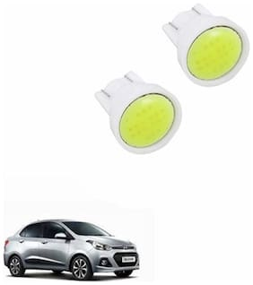 A2D PL3 Cobe Super LED Car Headlight White Parking Lights Set Of 2-Hyundai Xcent